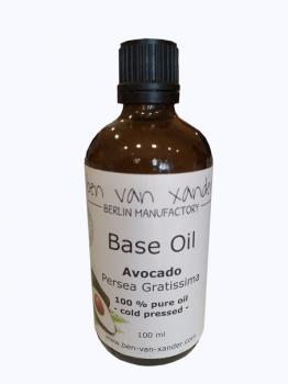 Baseoil I Avocadooil coldpressed
