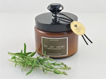 Pankow Lavendel | Eco-Soy Candle | XL