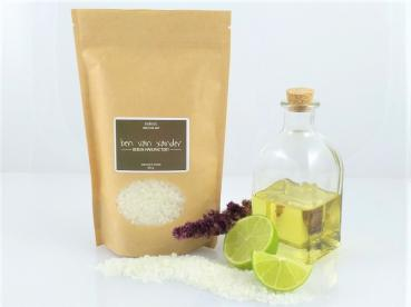 Dead Sea Salts | Patchouli & Lime
