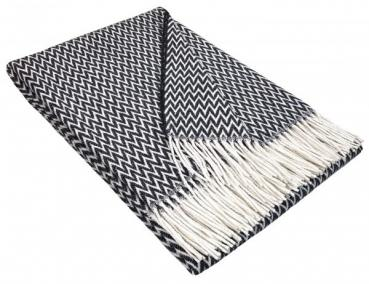 blanket | cotton anthracite