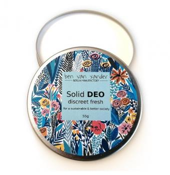 solid deo | discreet fresh