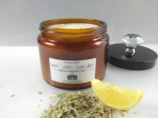 Tea Time in Mitte | Eco-Soy Candle | XL