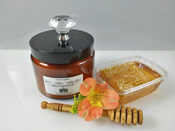 Berlin Honey Pot | Soja Duftkerze | XL